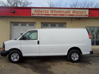 Used 2014 Chevrolet Express Cargo Van for sale in Edmonton, AB