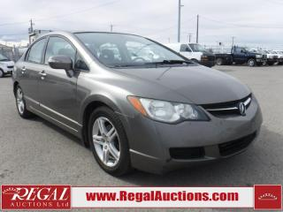 Used 2006 Acura CSX TOURING 4D SEDAN for sale in Calgary, AB