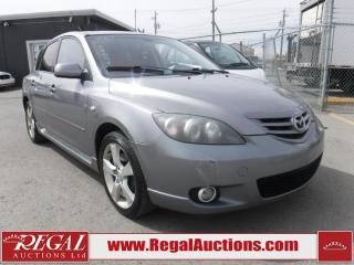 Used 2004 Mazda MAZDA3 4D HATCHBACK for sale in Calgary, AB