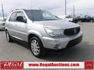 Used 2007 Buick Rendezvous 4D Utility 2WD for sale in Calgary, AB