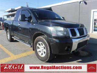 Used 2006 Nissan Titan XD 4D King CAB 4WD for sale in Calgary, AB