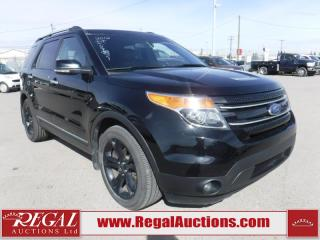 Used 2012 Ford EXPLORER LIMITED 4D UTIL ECOBOOST 2WD for sale in Calgary, AB