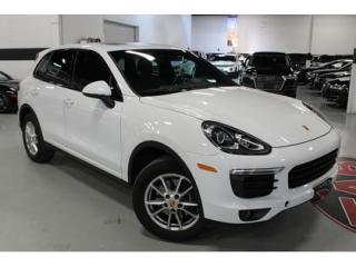 Used 2016 Porsche Cayenne Navigation   Backup Camera   Blind Spot Assist for sale in Vaughan, ON