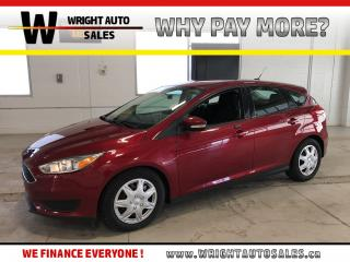 Used 2015 Ford Focus SE|HEATED SEATS|BACKUP CAM|BLUETOOTH|10,466 KM for sale in Cambridge, ON