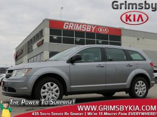 Used 2015 Dodge Journey CVP/SE Plus| 1 Owner!| Dual Climate for sale in Grimsby, ON