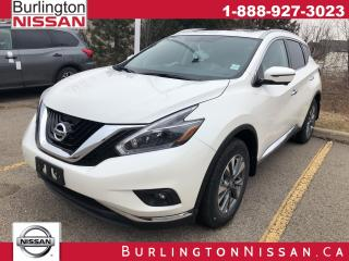 New 2018 Nissan Murano SL for sale in Burlington, ON