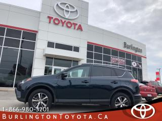 Used 2018 Toyota RAV4 XLE LOW KM'S for sale in Burlington, ON