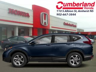 New 2019 Honda CR-V EX AWD  - Sunroof -  Heated Seats for sale in Amherst, NS