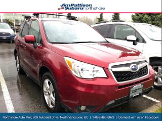 Used 2014 Subaru Forester 2.5i Touring Package for sale in North Vancouver, BC
