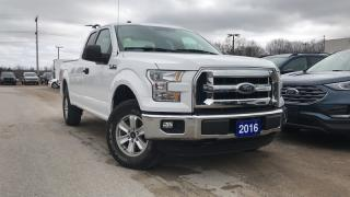 Used 2016 Ford F-150 XLT 5.0L V8 REVERSE CAMERA for sale in Midland, ON