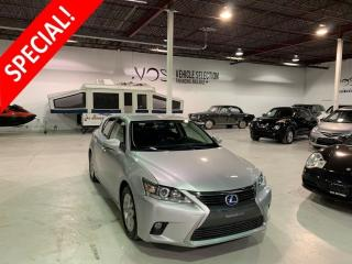 Used 2015 Lexus CT 200h leather - Hybrid  - No Payments For 6 Months** for sale in Concord, ON