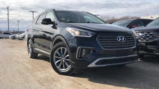 Used 2017 Hyundai Santa Fe XL LUXURY LEATHER REVERSE CAMERA HEATED SEATS / ... for sale in Midland, ON