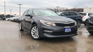 Used 2016 Kia Optima LX 2.4L I4 REVERSE CAMERA HEATED SEATS / STEE... for sale in Midland, ON