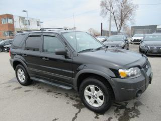 Used 2006 Ford Escape XLT for sale in Toronto, ON