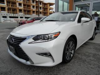Used 2016 Lexus ES 300 h Touring Package for sale in North Vancouver, BC