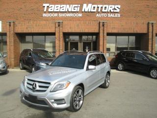 Used 2015 Mercedes-Benz GLK-Class BLUETEC| NO ACCIDENTS | NAVIGATION | PANORAMIC | REAR CAM for sale in Mississauga, ON