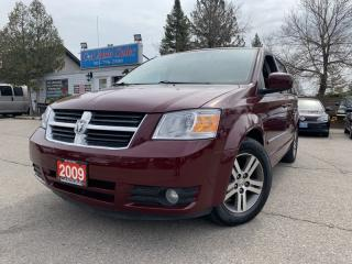 Used 2009 Dodge Grand Caravan 4dr Wgn SE w/ *Navi, Backup Cam, ONE OWNER, ACCIDENT FREE** for sale in Brampton, ON