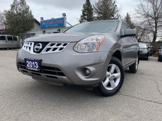 Used 2013 Nissan Rogue AWD 4dr ** One OWNER & LOW LOW KMS** for sale in Brampton, ON