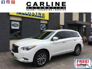 Used 2015 Infiniti QX60 AWD 4dr for sale in Nobleton, ON