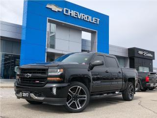 Used 2017 Chevrolet Silverado 1500 LT2 for sale in Barrie, ON