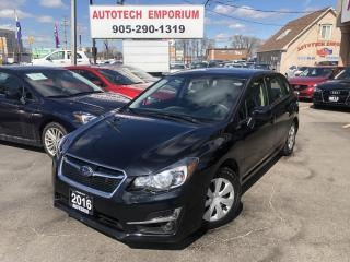 Used 2016 Subaru Impreza 2.0i PZEV AWD Backup Camera/Bluetooth&GPS* for sale in Mississauga, ON
