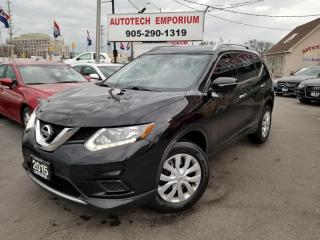 Used 2015 Nissan Rogue AWD Backup Camera/Bluetooth/Keyless &GPS* for sale in Mississauga, ON
