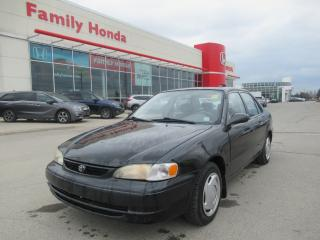 Used 2000 Toyota Corolla VE for sale in Brampton, ON