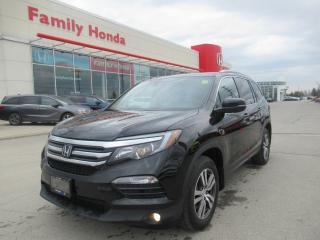 Used 2017 Honda Pilot EX-L w/Navi for sale in Brampton, ON