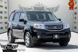 Used 2014 Honda Pilot Touring, 7 PASS, DVD, NAVI, BACK-UP CAM, SUNROOF for sale in Toronto, ON