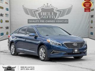 Used 2015 Hyundai Sonata 2.4L Sport Tech, RearCam, B.spot, Sensors, Bluetooth, HeatedSeat for sale in Toronto, ON