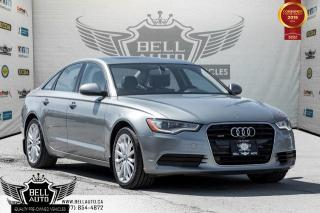 Used 2014 Audi A6 3.0T Technik, NAVI, 360 CAM, BLIND SPOT, PUSH START, SUNROOF for sale in Toronto, ON