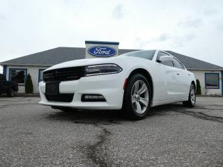 Used 2016 Dodge Charger SXT- SUNROOF- NAVIGATION- REMOTE START- HEATED SEATS for sale in Essex, ON