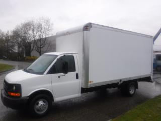 Used 2009 Chevrolet Express 3500 Cube Van 16 foot for sale in Burnaby, BC