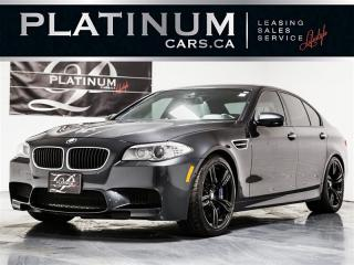 Used 2013 BMW M5 NAVI, CAM, Heated Vented Seats for sale in Toronto, ON