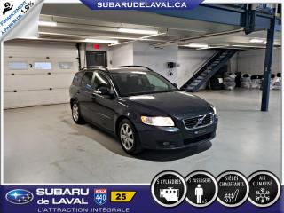 Used 2009 Volvo V50 2,4L **Toit ouvrant ** for sale in Laval, QC