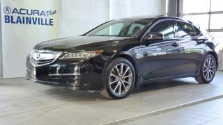 Used 2016 Acura TLX SH-AWD TECHNOLOGIE for sale in Blainville, QC