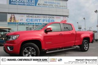 Used 2016 Chevrolet Colorado Awd Z71 for sale in St-Léonard, QC