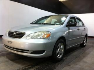 Used 2008 Toyota Corolla Se, T.ouvrant, Mags for sale in St-Hubert, QC
