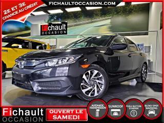 Used 2016 Honda Civic EX AUTOMATIQUE*** PNEUS HIVER INCLUS*** for sale in Châteauguay, QC