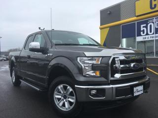 Used 2017 Ford F-150 XLT SUPERCAB 6.5PI for sale in Lévis, QC