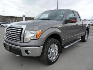 Used 2011 Ford F-150 Cabine Super 4RM 145 po XLT for sale in Vallée-Jonction, QC