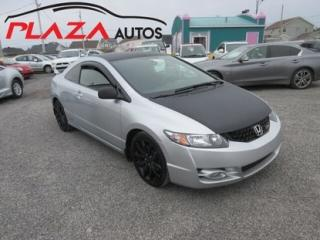 Used 2010 Honda Civic SI for sale in Beauport, QC