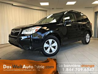 Used 2016 Subaru Forester 2.5i Touring, Cuir for sale in Sherbrooke, QC