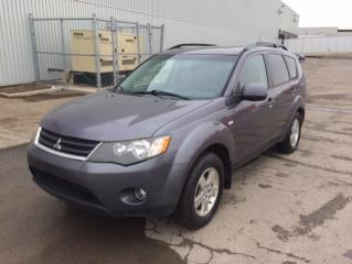 Used 2008 Mitsubishi Outlander 4 RM 4 portes ES for sale in Quebec, QC