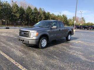 Used 2013 Ford F-150 STX EXT CAB RWD for sale in Cayuga, ON