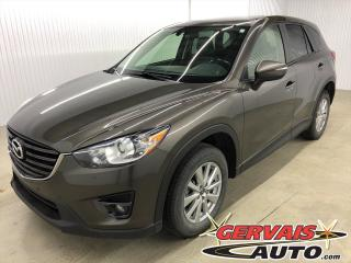 Used 2016 Mazda CX-5 Gs Luxe Awd Cuir for sale in Shawinigan, QC