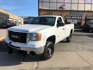 Used 2009 GMC Sierra 2500 HD WT/INCLUDES PLOW for sale in North York, ON
