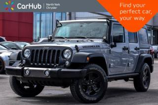 Used 2016 Jeep Wrangler UNLIMITED SPORT for sale in Thornhill, ON