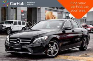 Used 2016 Mercedes-Benz C-Class C 300|Pano_Sunroof|AMG-Styling.Memory.Parking.Pkgs|Navi| for sale in Thornhill, ON