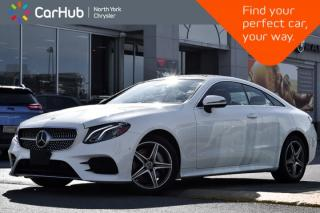 Used 2018 Mercedes-Benz E-Class E 400|Smartphone.Tech,AMG.Styling,Keyless.Go.Pkgs| for sale in Thornhill, ON